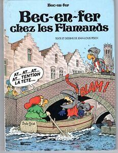 BEC EN FER CHEZ LES FLAMANDS (PESCH) EO FLEURUS 1985