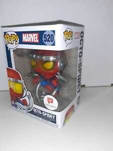 Marvel 520 Funko Pop Spider-Man Octo-Spidey Exclusive Toys and Entertaiment