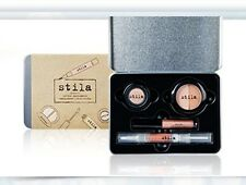 NIB Stila Kitten Must Haves Gloss, Glaze, All Over Shimmer Duo & Eye Shadow!!