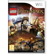 Lego Lord Of The Rings Game Wii Nintendo Wii PAL Brand New
