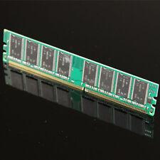 1G 1GB DDR400 HIGH DENSITY PC3200 PC2700 pc2100 Memory 184PIN RAM Desktop DDR333