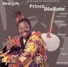 New Life by Prince Diabate (CD, Aug-2001, Sunrise (USA))