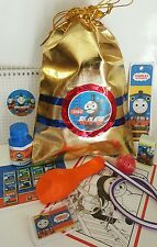 Little Tank Engine Thomas loot/party bag with 10 items inside, great value