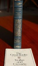 Franklin Library Chaucer, Geoffrey  - Troilus and Cressida  Western World Series