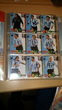 Panini WORLD CUP 2010 ALL 250 BASE UK-VERSION CARDS COMPLETE KOMPLETT COMPLETO 1
