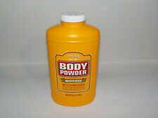 Assured Medicated Body Powder With Corn Starch - Talc Free - 6 oz