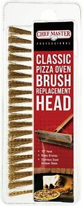 Chef-Master Pizza Oven Brush Replacement Head, 1 CT