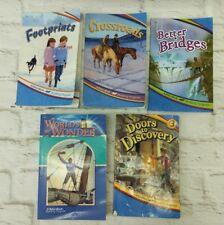 Abeka 3rd Grade Readers Bundle 5 Book Lot Student Reading Books
