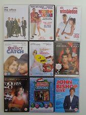 Bundle / Job Lot of New & Used DVD's x 9