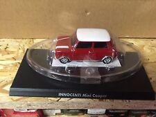 "DIE CAST "" INNOCENTI MINI COOPER "" 1/43 HACHETTE AUTO ITALIANE"