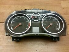 VAUXHALL CORSA D 06-14 SPEEDO HEAD INSTRUMENT 1303304
