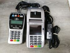 First Data Fd130 Duo and Fd-35 Pin Emv Pad Credit/Debit Card Pos Terminal - Read