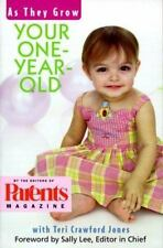 As They Grow: Your One-Year-Old-ExLibrary