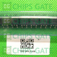15PCS IRFW644B Encapsulation:TO-263,250V N-Channel MOSFET