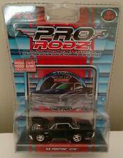 New Maisto Pro Rodz Pro-Touring '65 PONTIAC GTO Custom 1:64 scale diecast model
