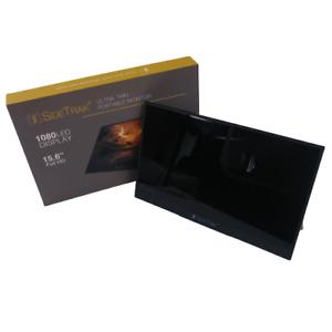 Side Trak Ultra Thin Portable 15.6 inches Monitor Black 03071