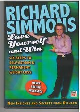 RICHARD SIMMONS LOVE YOURSELF AND WIN (DVD, 2006)