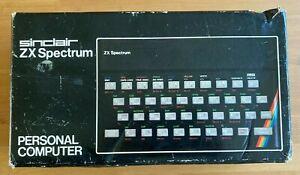 SINCLAIR ZX SPECTRUM 48K (BOXED & WORKING)