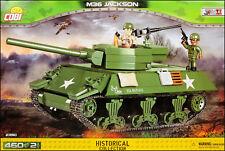 COBI M36 Jackson (2390) - 460 elem. - WWII US tank destroyer