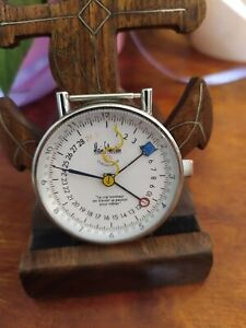 Alain Silberstein chronograph automatic