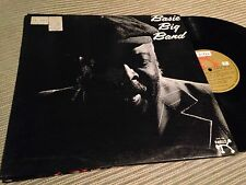 "COUNT BASIE & HIS ORCHESTRA - BASIE BIG BAN 12"" LP SPAIN PABLO RECORDS 77' JAZZ"