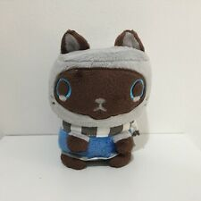 Canimals Fizzy Cat Soft Toy Beanie Plush Animal Rare Namco Collectable