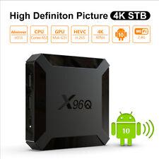 5pcs/lots DHL free X96Q TV Box Android 10.0 2GB 16GB Allwinner H313 Quad Core 4K