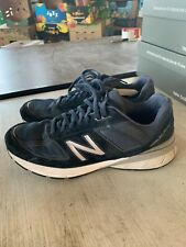 New Balance Men's Running Shoes Navy Blue M990NV5 MED size 13 Preowned