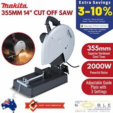 New Makita 355mm 14 Inch MT Series Cut Off Saw Electric Metal Cutting Saw 2000W