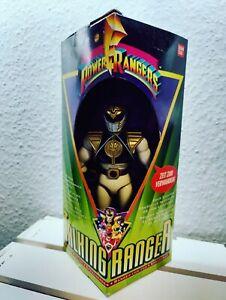 Mighty Morphin Power Rangers - White Talking Ranger, Bandai 1995