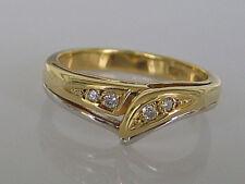 ✨Nice Deal✨  Wempe Brillant Ring in aus 585 14kt Gold mit Diamanten with Diamond