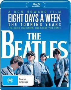 The Beatles - Eight Days A Week - The Touring Years Blu-ray