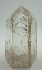 Gleaming Polished Dow Point Quartz Crystal w Phantom