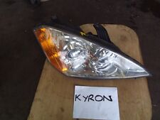 2008 SSANGYONG KYRON DIESEL FRONT RIGHT HEADLIGHT