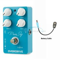 Caline CP-12 Pure Sky Overdrive Guitar Effect Pedal Guitar Parts Overdrive Pedal