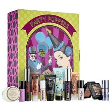 BENEFIT COSMETICS Party Poppers 12 Days of Gorgeous Set ($93 Value) NIB