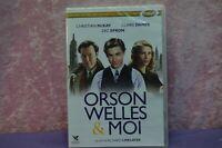 DVD ORSON WELLES & MOI NEUF SOUS BLISTER