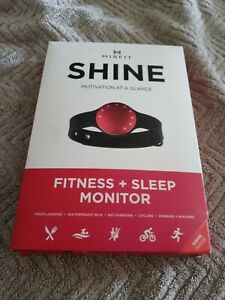Misfit Shine - Activity and Sleep Monitor  red