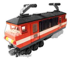 Lego® Eisenbahn 12V E-Lok ähnlich 7745 paßt zu 7740 7750 7710 Trains *ohne Motor
