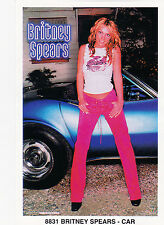BRITNEY SPEARS 3x5 inch poster