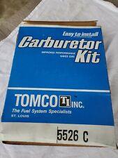 Rochester (GM) Models 100 200 300 400 500 Throttle Body Rebuild Kit