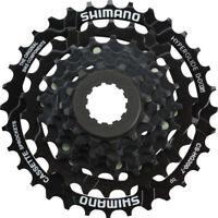 Shimano CS-HG200 7-Speed 12-32t Cassette Black