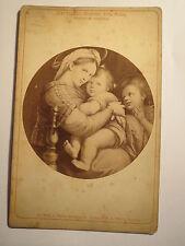 Raphael - Madonna della Sedia - Dresdner Galerie - Kunstbild / KAB