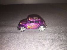 Hot Wheels 2ND Nationals Convention VOLKSWAGEN VW BUG BEETLE W/ REAL RIDERS M1