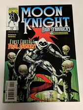 Moon Knight #4 February 1999 Marvel Comics Moench Texeira