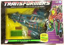 1991 Vintage Transformers (G1) Robot in Disguise: Predator Skyquake ~ TAKARA ~