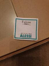 ALESSI : Faitoo ~ Hooktoo Wall Shelf 90049/SH45 ~ Philippe Starck ( RARE ) *NEW*
