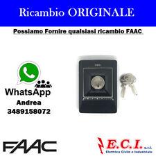 Selettore Chiave Da Esterno Faac XK10 Per Automazione Cancelli 401302 EX T10E