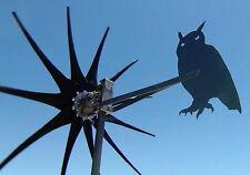 Commander Wind Turbine generator OWL TAIL 11 Blade 1000 Watt 48 Volt AC 3 Phase
