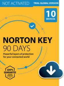 FREE Symantec Norton antivirus  90 days/10 Devices! Deluxe Security 360 Premium